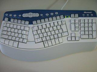 Microsoft Natural MultiMedia Keyboard